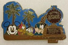 Disney Pin: DCL Disney Cruise Line Mt. Rustmore