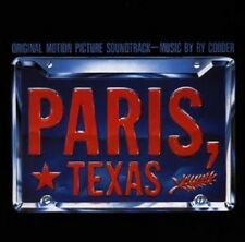 PARIS-TEXAS SOUNDTRACK CD OST NEUWARE