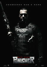 Punisher War Zone Repro Film POSTER