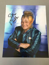 "ETHAN PHILLIPS   ""STAR TREK"" In-Person signed PHOTO 20x25 Autogramm"