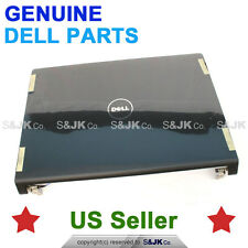 NEW Dell Studio 1535 1536 1537 LCD Back Cover Top w Hinges Assembly BLACK P613X
