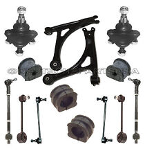 AUDI TT FRONT + REAR CONTROL ARM ASSEMBLY + BALL JOINTS + BUSHINGS + Tie Rods 16