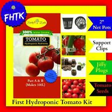 Northy's FHTK : First Hydroponic Tomato Kit for Home / Hobby grower