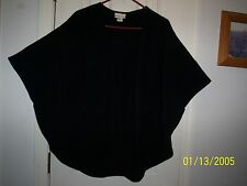 Appleseed's Black Cape M One Size