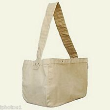 NWOT Large messenger/courier/newspaper carrier bag, NO imprinting/PLAIN