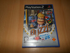 PlayStation 2 Ps2 Buzz cerebro del Reino Unido Nuevo Sellado