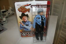 DUKES OF HAZZARD SERIES 1; ROSCOE P. COLTRANE, 8 INCH ACTION FIGURE, FIGURES TOY