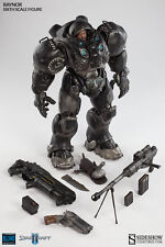 "Jim Raynor Terran Space Marine StarCraft 2 Action 12"" personaggio Sideshow"
