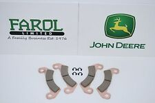Genuine John Deere Gator Brake Kit AM140607 Brake Pads 855D XUV Front Rear