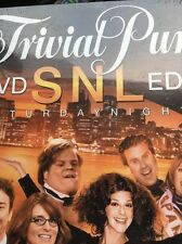Saturday Night Live Trivial Pursuit Game DVD Edition Adult Edition Sealed Hasbro