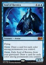 SOUL OF RAVNICA M15 Magic 2015 MTG Blue Creature — Avatar MYTHIC RARE