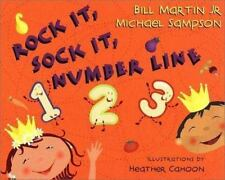 Rock It, Sock It, Number Line-ExLibrary