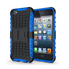HeavyDuty Armour ShockProof Hard Case Cover Stand For Apple iPod Touch 5 5th Gen