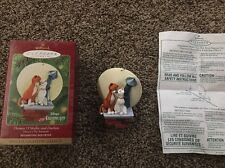 Hallmark Keepsake Disney Aristocats Thomas O'Malley & Duchess Christmas Ornament
