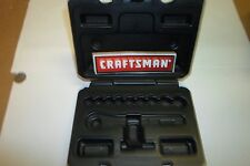 "Craftsman CASE CHEST FOR 11 PC 1/4"" SAE Mechanics Tool Set Toolbox New"