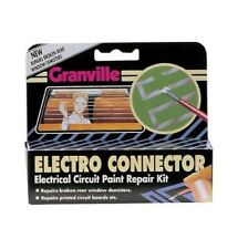 Granville Electro Connector Heated Electric Rear Screen Paint Repair Kit Fix