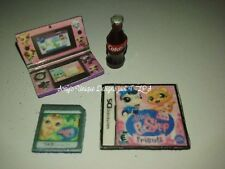 Littlest Pet Shop LPS CUSTOM-MADE ACCESSORIES/ELECTRONICS NINTENDO DS