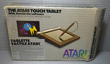 ATARI Tablette Tactile Touch Tablet with AtariArtist Software - en Boite - 1983