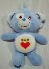 "Care Bears Cousins LOYAL HEART DOG 10"" Plush Toy 2003"