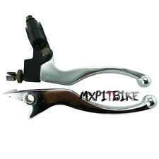 Brake Clutch Levers For Kayo Pitster Chinese CRF50 SSR 125TR Pit Dirt Bike