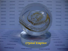 Feng Shui - Small Ruyi Crystal Ball (Power & Authority)