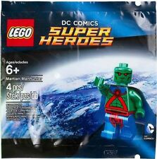 LEGO 5002126 MARTIAN MANHUNTER POLYBAG SEALED DC SUPER HEROES BRAND NEW 2014