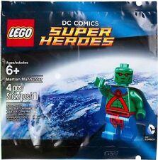 Lego 5002126 MARTIAN MANHUNTER sac scellé DC Super Heroes brand new 2014