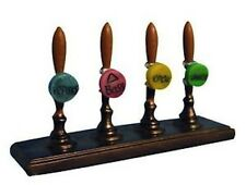 Beer Pumps, Dolls House Miniature, Pub, Bar, Public establishment , Drink