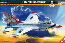 F-16 A-15 FIGHTING FALCON 'THUNDERBIRDS' #35 1/72 MISTERCRAFT