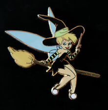 DISNEY Tinkerbell HALLOWEEN WITCH LE 250 Pin Costume NEW ON CARD Peter Pan