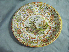 Vintage Retro 1971 Daher Decorated Ware Tin Bowl-Long Island New York