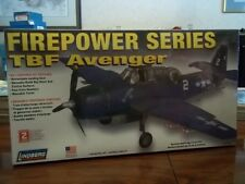 TBF Avenger Firepower Series (1/48th scale) model kit