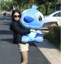 2015 NEW Giant Size Disney Blue Lilo stitch stuffed animal Toy doll 50CM