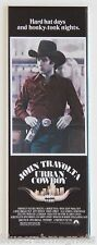 Urban Cowboy FRIDGE MAGNET (1.5 x 4.5 inches) insert movie poster john travolta
