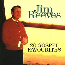 JIM REEVES - 20 GOSPEL FAVOURITES: CD ALBUM (1998)