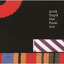 PRE ORDER - PINK FLOYD : THE FINAL CUT (2016 Edition) (LP Vinyl) sealed