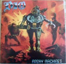 DIO Angry Machines LP Black vinyl Ltd. 500 copies Black Sabbath