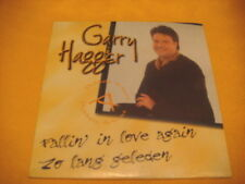 Cardsleeve Single CD HARRY HAGGER Fallin' In Love Again 2TR 2000 pop