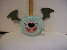 SOFT REVERSIBLE POKE BALL/WOOBAT PLUSH FROM THE WORLD OF POKEMON