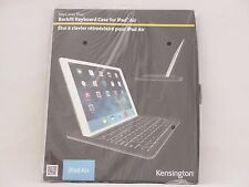 3 of Kensington KeyCover Plus Hard Case Keyboard for iPad Air (iPad 5) - New