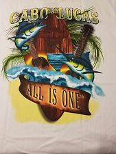 CABO SAN LUCAS,Hard Rock Cafe, T-SHIRT,L,NEW with tag