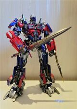 Transformers 4 Optimus Prime Star Saber Diecast Keychain In Stock