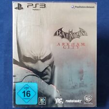 PS3 - Playstation ► Batman Arkham City - Steelbook Edition ◄ TOP
