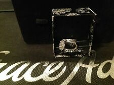 Grace Adele Elegant Charms Silver Stacking Rings Size 7 Brand New In box