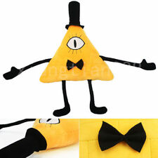 Anime Gravity Falls Bill Cipher Boss Stuff Plush Toys Dolls Kawaii Gift Yellow