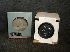 YAMAHA NOS OEM 6Y5-83590-00 PRO SERIES LIGHTED WATER TEMPERATURE GAUGE METER