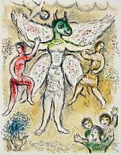 Eupeithes (The Odyessy) 1989, Ltd Ed Lithograh, Marc Chagall