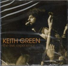 Keith Green - The Live Experience CD, New