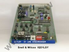 Snell & Wilcox IQD1LSY - D1 Line Synchronizer SDI