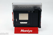 Mamiya 645 PRO TL / 645 PRO / 645 SUPER POLAROID FILM HOLDER / FILM BACK HP401